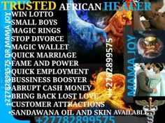 LOST LOVE SPELLS PAY AFTER RESULTS IN SOUTH AFRICA JOHANNESBURG CBD +27782899575 | Best Free Classified Ads | South Africa