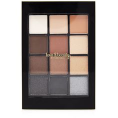 Forever 21 The Eye Shadow Palette (£4.45) ❤ liked on Polyvore