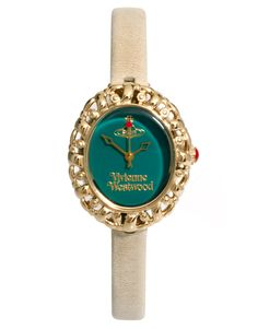 Buy Vivienne Westwood Mini Leather Strap Watch at ASOS. Get the latest trends with ASOS now. Vivienne Westwood Watches, Cute Jewelry, Jewelry Accessories, Divas, Lookbook, Fashion Watches, Antique Jewelry, Bracelet Watch, Shoes