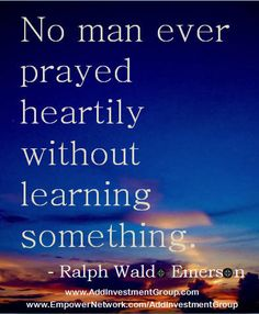 Pray Heartily...  #DoSomethingDifferent #Motivation #Inspiration #Quotes #Inspire #Inspired