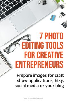 The best software to edit a photo depends on the type of editing you need to do, your level of skill, and your budget. Here's my favorite image editing software for a variety of tasks, skill levels, and budgets. Selling Crafts Online, Craft Online, Photo Editing Tools, Editing Apps, Product Photography, Photography Tips, Editing Pictures, Cool Pictures, Creative Business