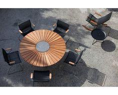 Houe Circle tafel Aluminium - Ø 110 cm Victoria House, Design Tisch, Design Bestseller, Aluminium, Best Sellers, Designer, My Design, Home Appliances, Table