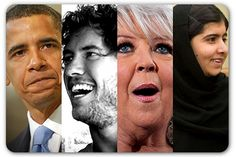 A look back at the winners and sinners of the year in the media. Top 10 best and worst communicators of 2013