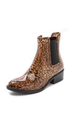25% Off Site Wide Sale at ShopBop! Use code FAMILY25 for great deals! Love these Leopard Chelsea Rain Boots.