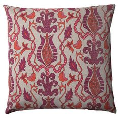 Pinned this from the global inspiration exotic rugs pillows