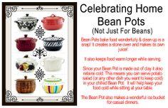 Bean Pots Early 2014