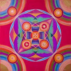 Mandala Cure by Sylwia Horosz