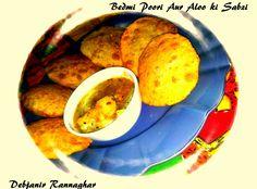 Debjanir Rannaghar: Bedmi Poori Aur Aloo ki Sabzi