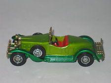 Stutz Bearcat 1931 Matchbox Made In England By Lesney Nr 11 Blechspielzeug