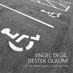 10-16 Mayıs Engelliler Haftası !  #otonomi #oto #otomotiv #ankara #turkiye #otomobil