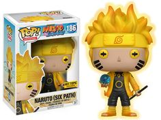 Pop! Anime: Naruto Shippuden All-new Naruto Shippuden Pop!s are coming soon from Funko! This series features Naruto with the Rasengan, Naruto