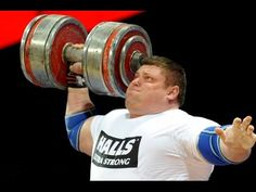 Žydrūnas Savickas Strongman Records The Strongest Man Ever Big Z - YouTube