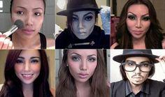 Amazing Makeup Art   Amazing makeup artist!