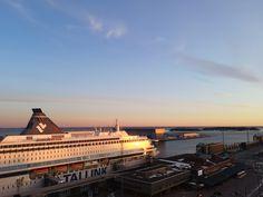 Taken from the roof of Verkkokauppa.com.  #jätkäsaari #suomi  #länsisatama
