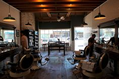 The Best Places For Men To Get A Haircut And Shave In Los Angeles