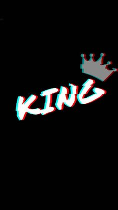 KING Glitch iPhone Wallpaper - Best of Wallpapers for Andriod and ios Handy Wallpaper, Black Phone Wallpaper, Glitch Wallpaper, Graffiti Wallpaper, Mood Wallpaper, Couple Wallpaper, Dark Wallpaper, Lock Screen Wallpaper, Cartoon Wallpaper