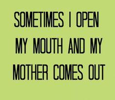 Mother is always with her children http://www.topsecretmaternity.com/