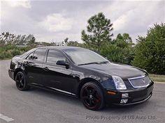 2005 Cadillac STS STS V8