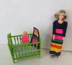 Jenny Jones and baby John