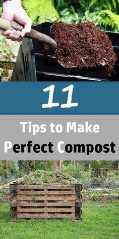 #Gardening : Good Composting Tips