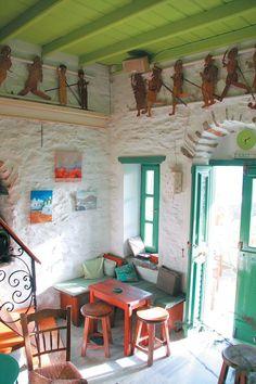 Dream Home Design, House Design, Le Grand Bleu, World Photo, Greek Islands, Santorini, Beautiful Places, Sweet Home, Country