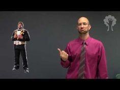 Fashion Advice | Example | ASL - American Sign Language - YouTube