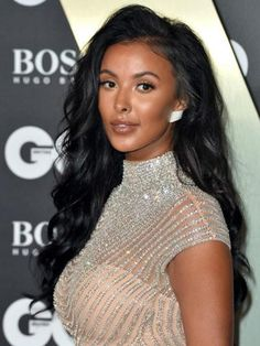 Pre-order from Feb. Ship on April - Special Offer Undetectable Transparent HD Lace Virgin Human Hair Deep Parting Lace Front Wavy Wig 100 Human Hair, Human Hair Wigs, Lace Front Wigs, Lace Wigs, Gq, Black Hair Types, Maya, Medium Hair Styles, Long Hair Styles
