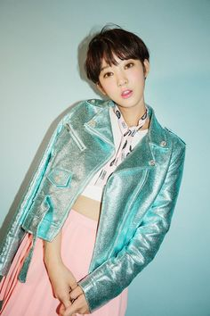 EXID Reveal Album Jacket Photos For Street Hyerin ~ Daily K Pop News