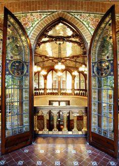 "Nueva visita guiada al Modernismo de Reus: ""De Gaudí a Domènech i Montaner"""