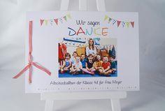 Weiteres - Abschiedsgeschenk Album Grundschule für Lehrer - ein Designerstück von Kestadt bei DaWanda