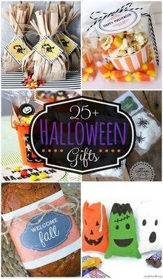 25+ Halloween Gift Ideas for neighbors and friends!! { lilluna.com }