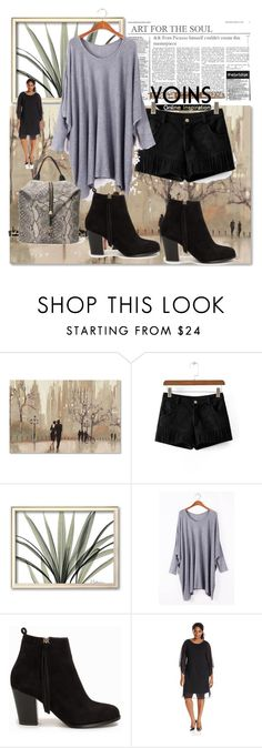 """""""Yoins"""" by dinka1-749 ❤ liked on Polyvore featuring moda, Trademark Fine Art, Nly Shoes, MSK e yoins"""