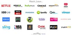 Amazon Fire TV Apps