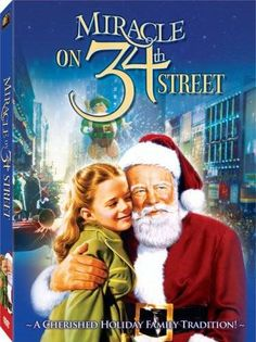 Classic Christmas Movie , always a favorite love it the most , I think.