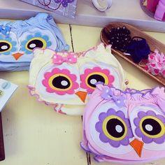 Owl Bloomers  www.harlowjane.com