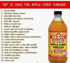 Used of Apple Cider vinegar #beauty -  tutorial -  #beauty tips -  #diy