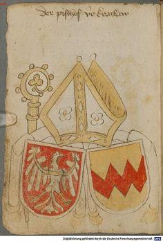 Ortenburger Wappenbuch Bayern, 1466 - 1473 Cod.icon. 308 u  Folio 218v