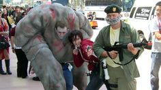 Left 4 Dead Tank Cosplay Shows Real Dedication