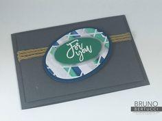 Bruno Bertucci   Stampin Up   stampinbruno   Thoughtful Branches   Handmade Card