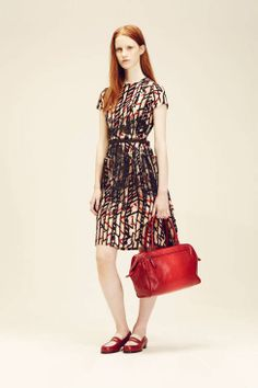 Bottega Veneta Resort 2014 Runway - Bottega Veneta Resort Collection - ELLE