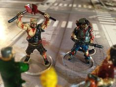Zombicide - Jovem Nerd & Azaghal - Gaming Night #5