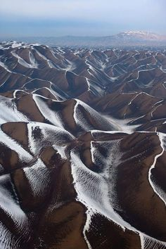 When I think of the mountains in Afghanistan, this is what i see.  Barren Mountains | Afghanistan