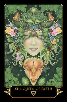 Blue Angel Publishing - Dreams of Gaia Tarot - Ravynne Phelan