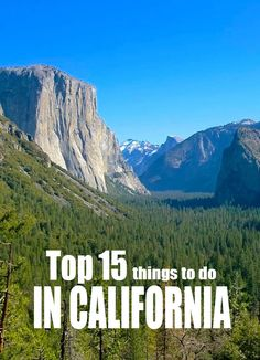 Top 15 Things to do in California || © Joyce Dekkers || Via @vegannomad