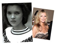 Celebrities: Then & Now