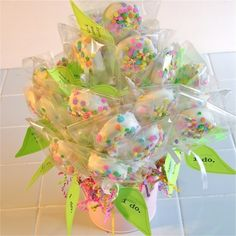 Chocolate bouquet17