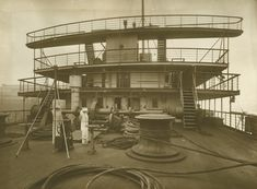 https://flic.kr/p/9BSgY8 | Promenades - Mauretania | Heres a view showing the second- class promenades of the Mauretania. The Mauretania was built by the shipbuilders Swan Hunter and Wigham Richardson Ltd, at the Wallsend shipyard and was one of the most famous ships ever built on Tyneside. Ref: TWAS:DS.SWH/4/PH/7/6/54 (Copyright) We're happy for you to share this digital image within the spirit of The Commons. Please cite 'Tyne & Wear Archives & Museums' when reusing. Certain restrictions…