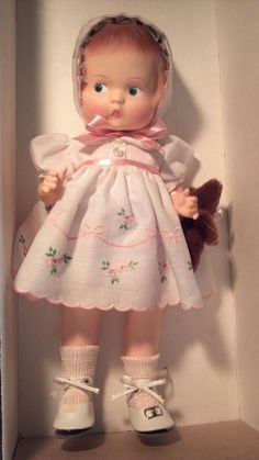 Baby Patsy by Effanbee Doll Co. 1986
