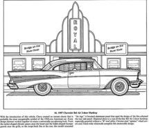 Vintage coloring pages 1950s ~ 1950s_car_coloring_page_4.gif (640×800) | Poodle Dog ...