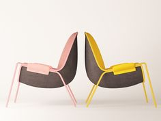 MAGDA Easy chair on Behance
